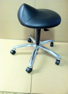 21 Inch Saddle Seat without Backrest/Footrest