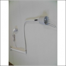 Extended Wall Mount Low Voltage Halogen Lamp